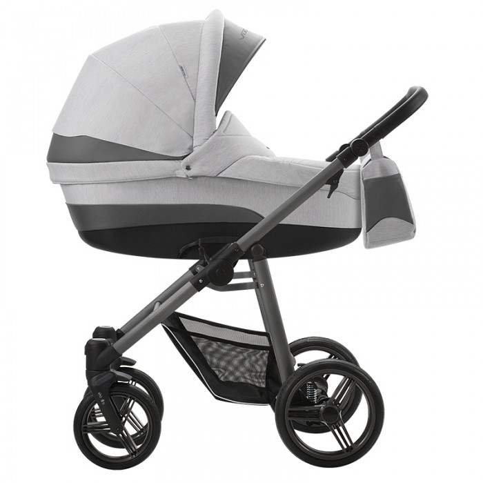 Bebetto Vulcano SL13 Graphite | Kombi-Kinderwagen